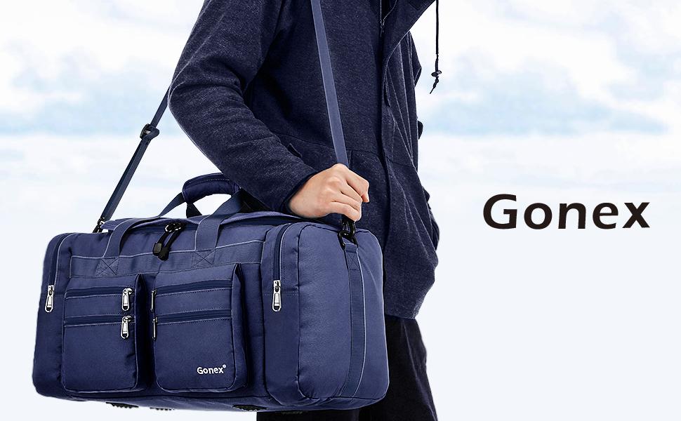 1c9d5182a3 Amazon.com  Gonex 45L Travel Duffel