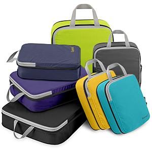 Gonex Extensible Packing Cubes 4 sets