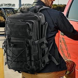 Amazon Com Gonex Tactical Military Backpack Rucksack