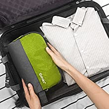 Gonex Travel Toiletry Nylon Bag