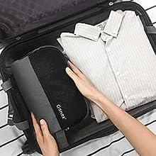 Gonex Travel Toiletry Nylon Bag