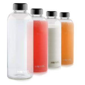 Kanrel Glass Water Bottles 32 oz Best Bottle on Amazon