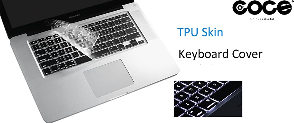 Silicone Keyboard Protective Film Skin Cover for MacBook 11//12//13//15//17inch Black for 13//15//17inch Keyboard Protector Newrys 5Pcs Keyboard Cover Keyboard Stickers