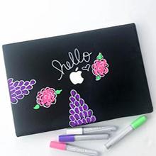 Amazon Com Kassa Chalkboard Wall Sticker Decal Roll