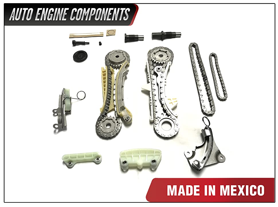 Amazon Diamond Power Timing Chain Kit Works With Ford Explorer. Timing Chain Kit 40l Fits Ford Explorer Ranger Mustang Mazda B4000. Ford. 2008 Ford Explorer Sohc Timing Diagram At Scoala.co