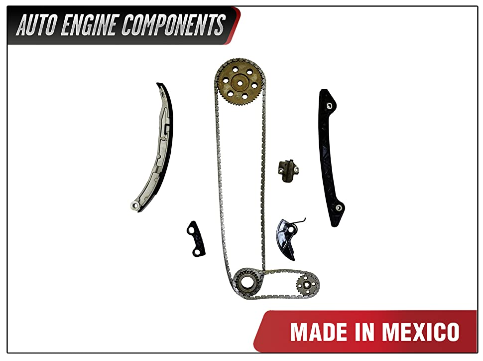 Mazda 3 6 2.3L L4 DOHC 16V 2360CC Timing Chain Kit