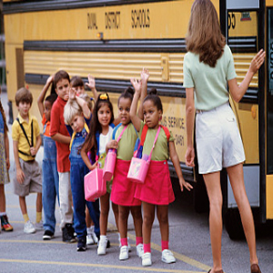 diecast school bus