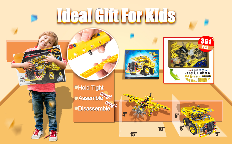 ideal gifts for kids