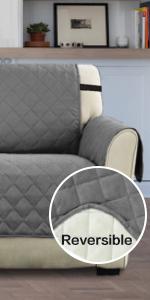 Amazon.com: Funda elástica para sofá de color turquesa, 1 ...