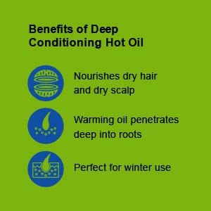 Benefits of Deep Conditioning hot oil