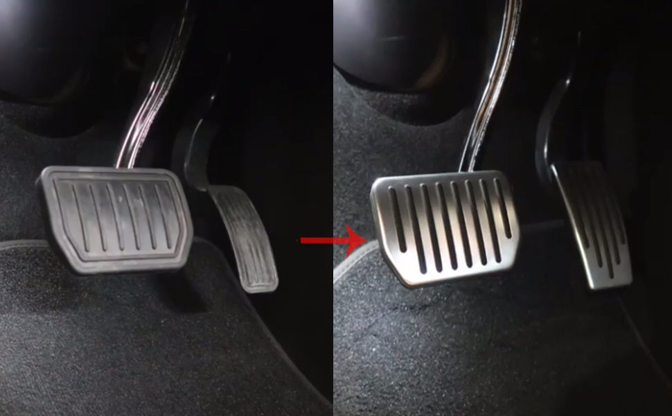 pedal cover for Model 3