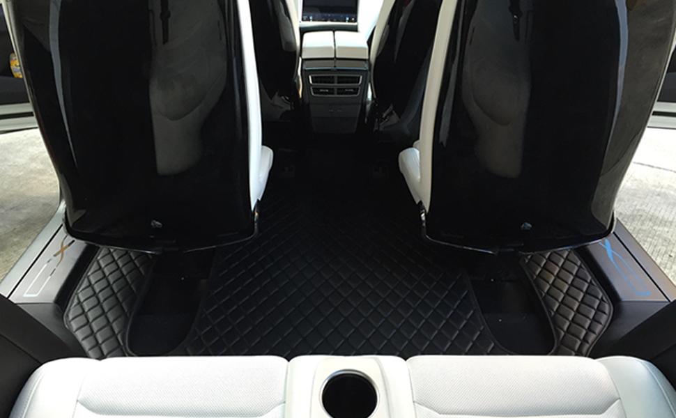 Tesla model x 6seater