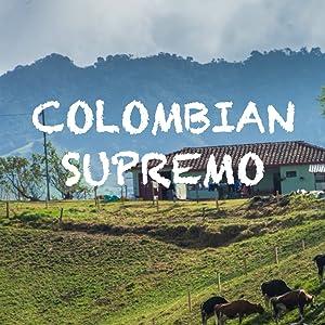 Colombian Supremo Organic Coffee