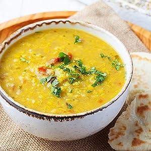 moringa lentil soup