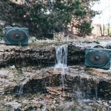 Outdoor Waterproof Speaker by Turtlebox