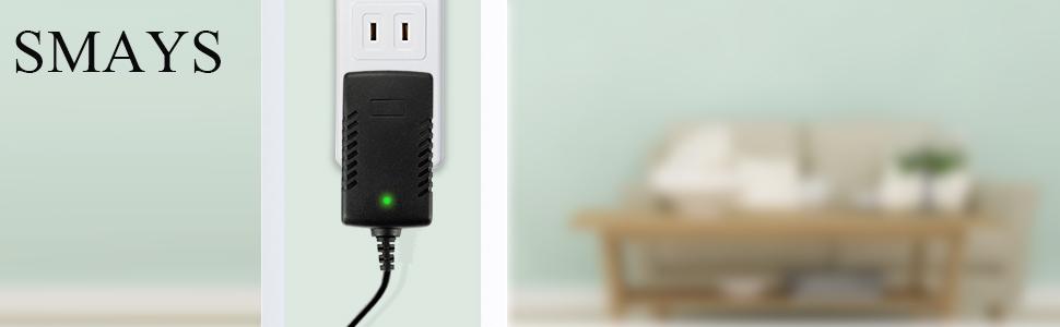 Echo spot power adapter