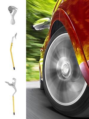 Tire Mount Demount Tool