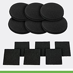 12 Replacements Filters