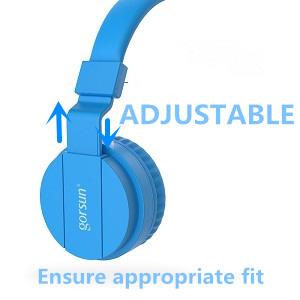 headphones kids adjustable