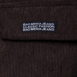 AOWOFS Mens Corduroy Jacket Long Sleeve Casual Vintage Slim Trucker Outwear