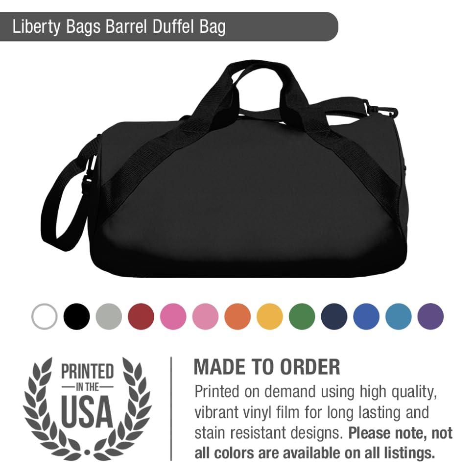 Amazon.com   I Love Gymnastics Custom Name Gift  Liberty Barrel ... 09fefb0429