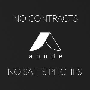abode no contracts