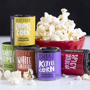 Urban Accents Movie Night Popcorn Gift Set