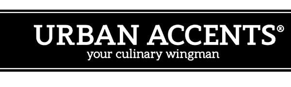 Urban accents your culinary wingman