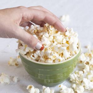 Urban Accents Movie Night Popcorn Kernels and Popcorn ...