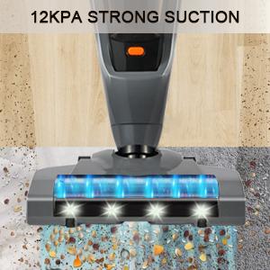 Amazon Com Cordless Vacuum Hikeren 12000 Pa Stick