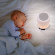 baby light night light speaker