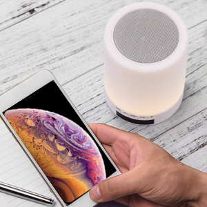 iphone speaker light