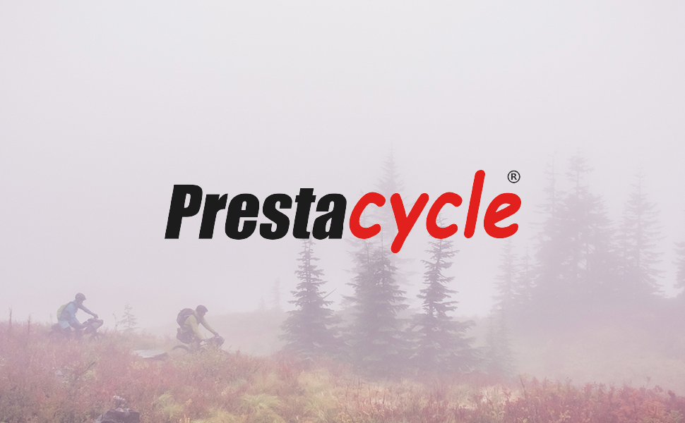 Prestaflator Hose 3-way Presta Hose Red