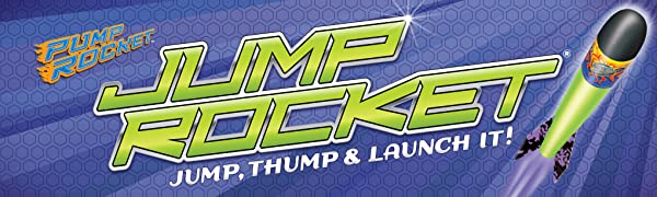 Pump Rocket Jump Rocket Original by Geospace