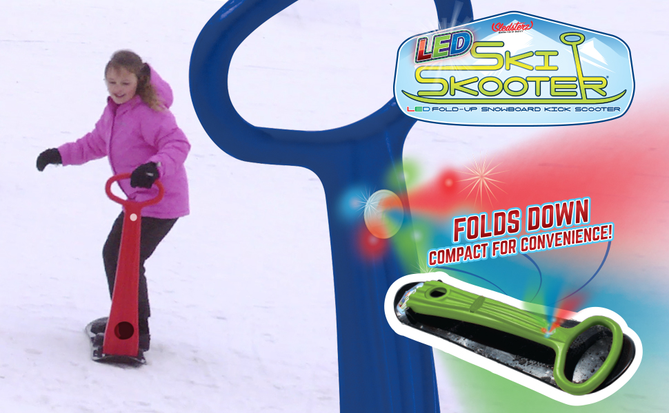 LED-Ski Skooter by Geospace