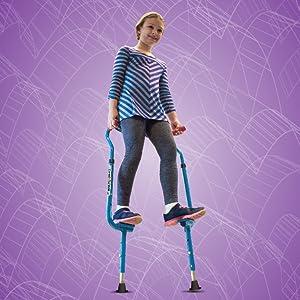 Walkaroo Wee! Steel Starter Stilts