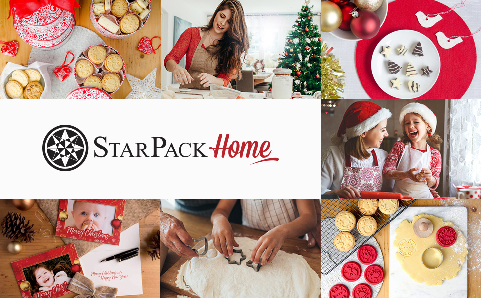 starpack home kitchen cooking gift gifting holidays christmas baking