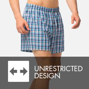 Unrestricted degign