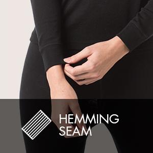HEMMING SEAM