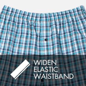 Woven elastic waistband