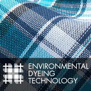 Environmental dyeing technology