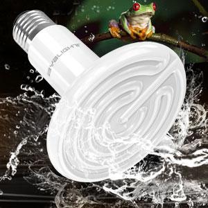 Amazon Com Byb 100w 110v Ceramic Infrared Heat Emitter