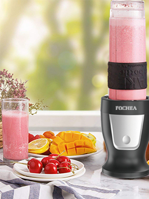 FOCHEA Blender Makes Our Life More Healthy