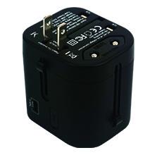 Travel adapter worldwide international global type C