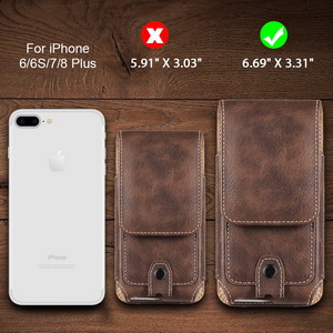 leather phone holster
