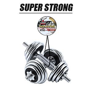 Super strong flishg line