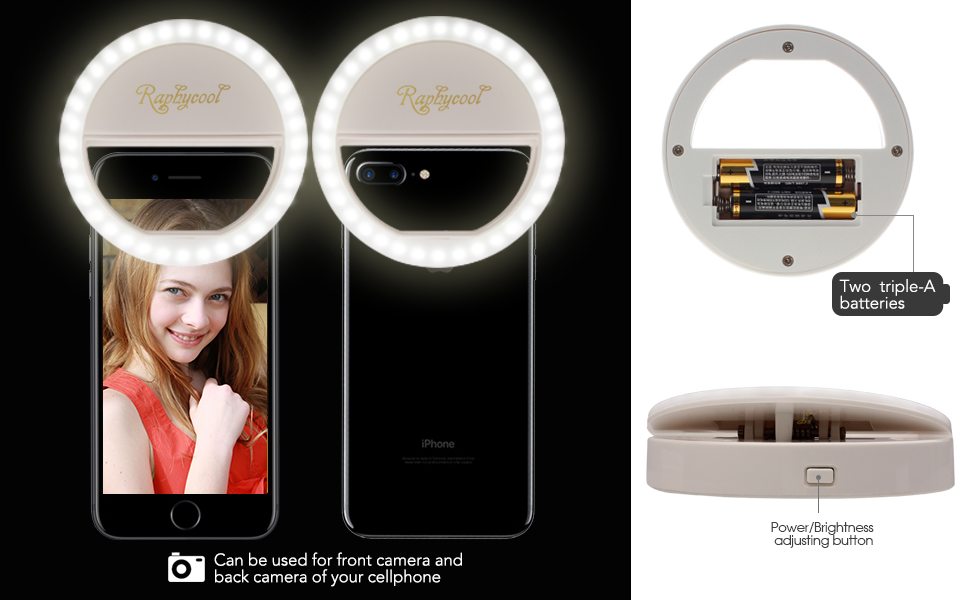 Amazing RC Selfie Ring Light Is Going To Improve Your Selfies As Well As Doing A  Favor For Your Live Streaming! Awesome Design
