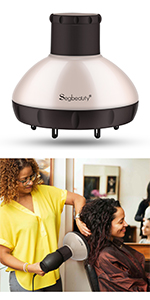 Segbeauty Hair Dryer Diffuser