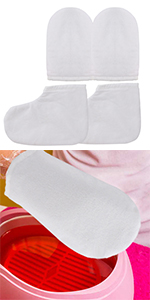Segbeauty Paraffin Wax Gloves and Booties