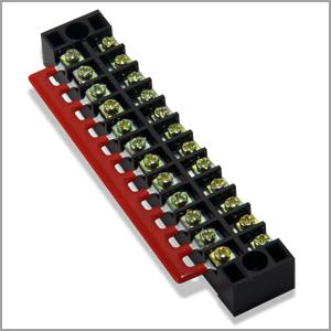 10Pcs Barrier Screw Terminal Wire Connector 3A Blockklemme mit 12 Positio  RSJF